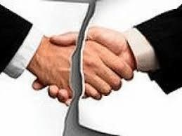 Nullité d'un contrat
