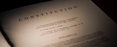La révision de la Constitution dissertation
